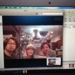 Skype(スカイプ)でマーケティングレクチャー^^
